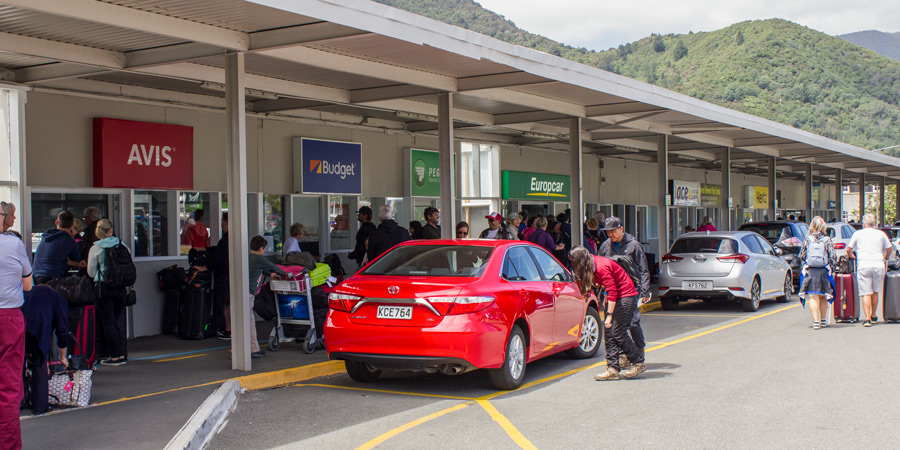 Car Hire Greymouth To Picton