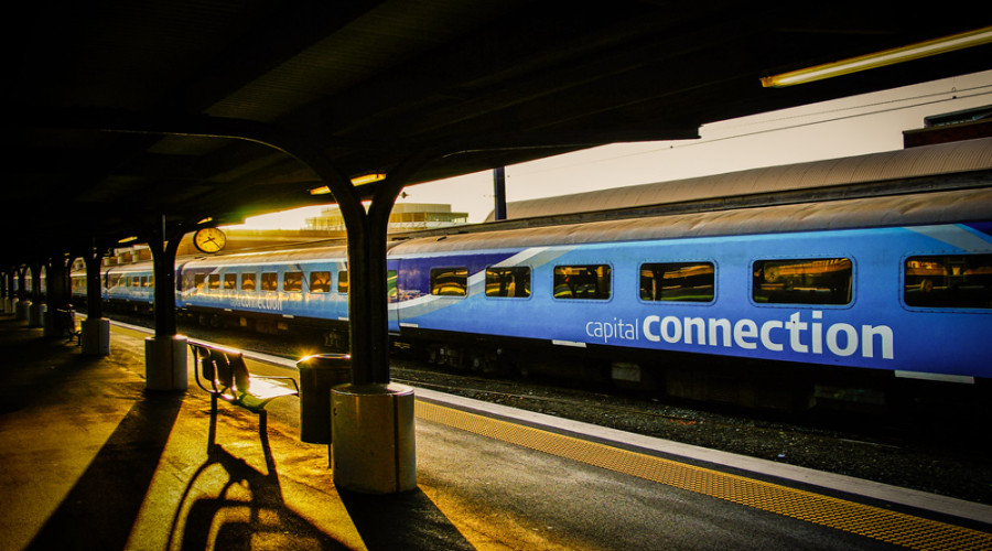 Capital Connection at Wellington