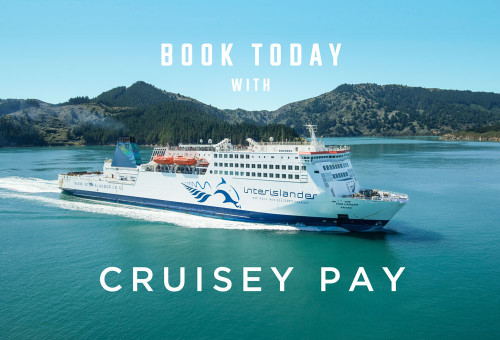 Book today with Cruisey Pay instalments