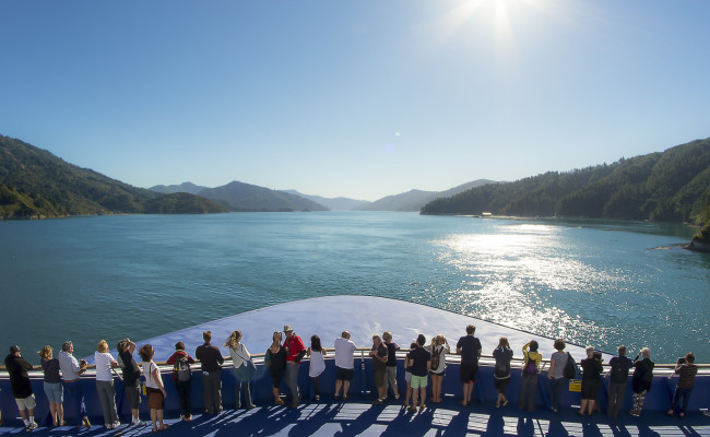 Interislander CookStrait Feature