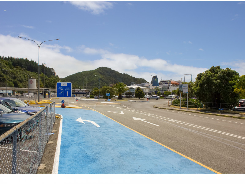 Interislander Picton Vehicle Terminal RH0778 3840x3840