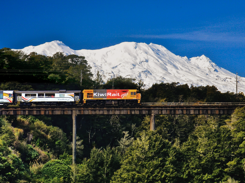 Northern Explorer Hamilton To Wellington Great Journeys Of New Zealand2
