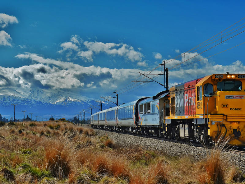 Northern Explorer Palmerston North To Auckland Great Journeys Of New Zealand