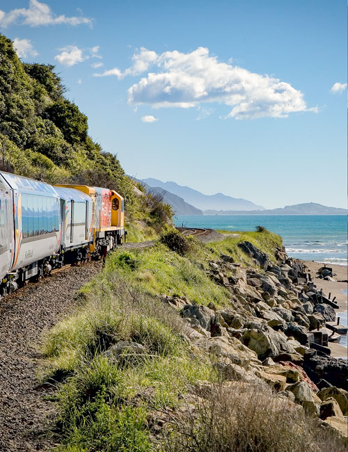 Book Coastal Pacific Scenic Plus today