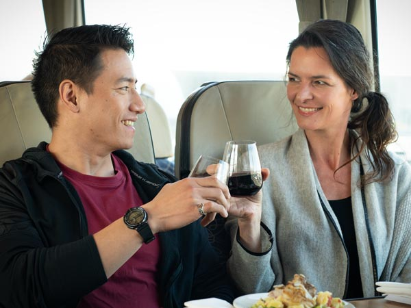 Savour the moment with New Zealand wines