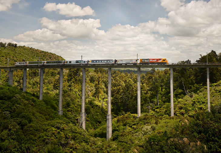 Northern Explorer Hapuawhenua Viaduct 730x504